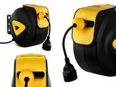 Automatyczny bęben kablowy 15 + 1,5 m MSW PRO-E 15