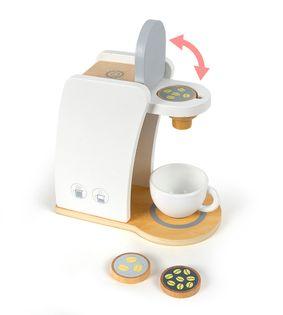 Drewniany ekspres do kawy