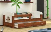 Łóżko FILIP 160x80 materac + szuflada zdjęcie 3