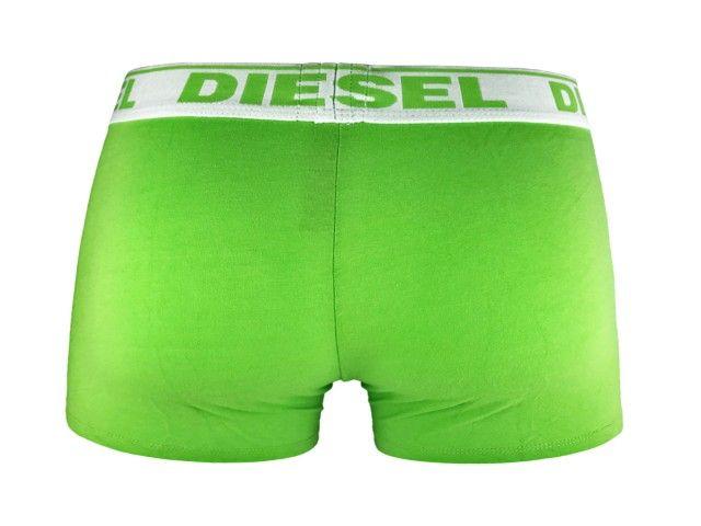 DIESEL  SHAWN BOXER 3-PACK Charcoal/Green/Navy 00SB5I-0GAFN-12 - XL zdjęcie 3