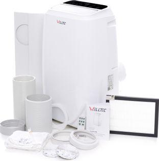 KLIMATYZATOR WELLTEC ACN18 - 5.2 kW - DO 100m² - WIFI - HEPA H13
