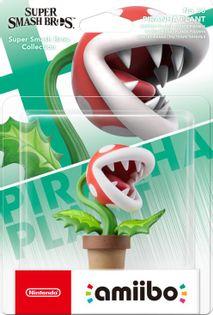 Amiibo - Smash Piranha Plant 66 - 3DS Switch