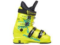 Buty Fischer Ranger 60 Jr Thermoshape Yellow 2020 255 mm