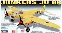 Model Plastikowy Do Sklejania Lindberg (USA) Samolot Samolot Junkers JU-88