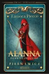 Alanna. Pierwsza przygoda Tamora Pierce