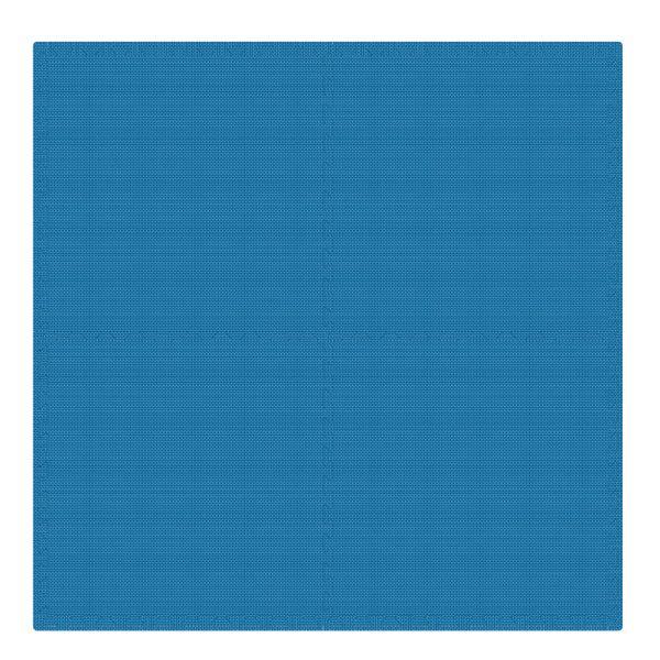 PUZZLE PIANKOWE MATA 4szt 62x62x1,1 cm Niebieski zdjęcie 3