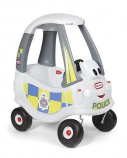 Jeździk Cozy Coupe Policja biała Little Tikes