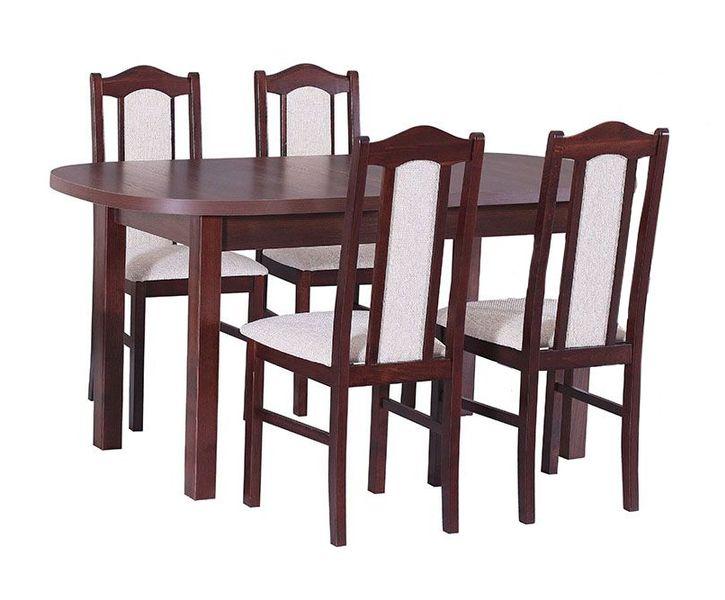 Stół I Krzesła Do Salonu Jadalni Kuchni Zestaw X
