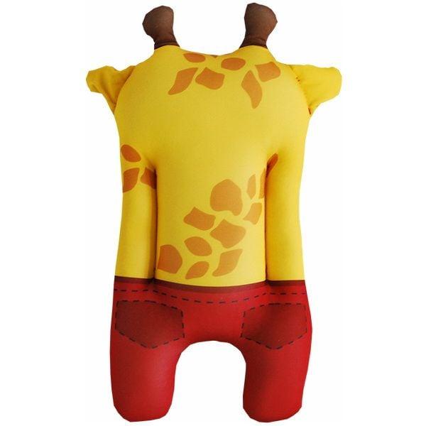 Relaksacyjna poduszka 3D na prezent - Żyrafa zdjęcie 2