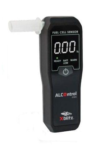 Alkomat elektrochemiczny Xblitz ALControl Mini zdjęcie 2