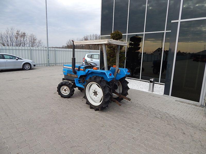 MIni Traktorek Mitsubishi MTE2000D 4WD na Arena.pl