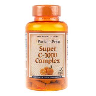 Puritan's Pride Super C-1000 Complex - 100 tabletek