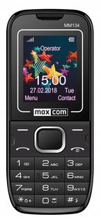 Klasyczny telefon komórkowy MAXCOM Classic MM134