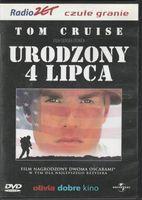 Urodzony 4 Lipca DVD