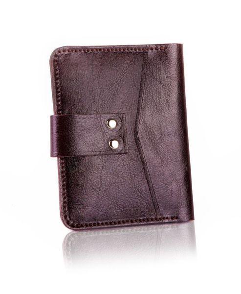7bac087ab1e75 Cienki skórzany męski portfel brązowy na karty • Arena.pl