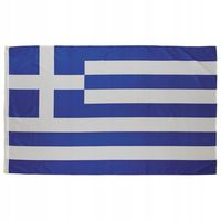 Flaga na maszt 90 x 150 cm Grecja