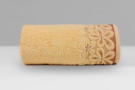 Ręcznik Bella 70x140 Greno MORELOWY
