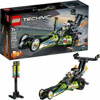 LEGO Technic Dragster 2w1 42103