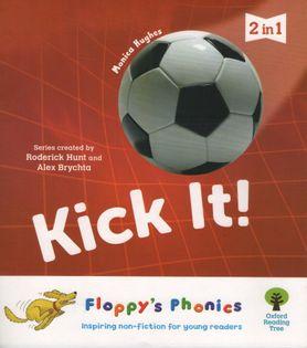Oxford Floppy's Phonics - Kick It!