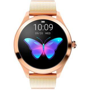 Smartwatch Rubicon Różowy KW10 RNBE37RIBX05AX