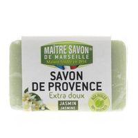 Mydło marsylskie jaśmin 100 g - Maître Savon