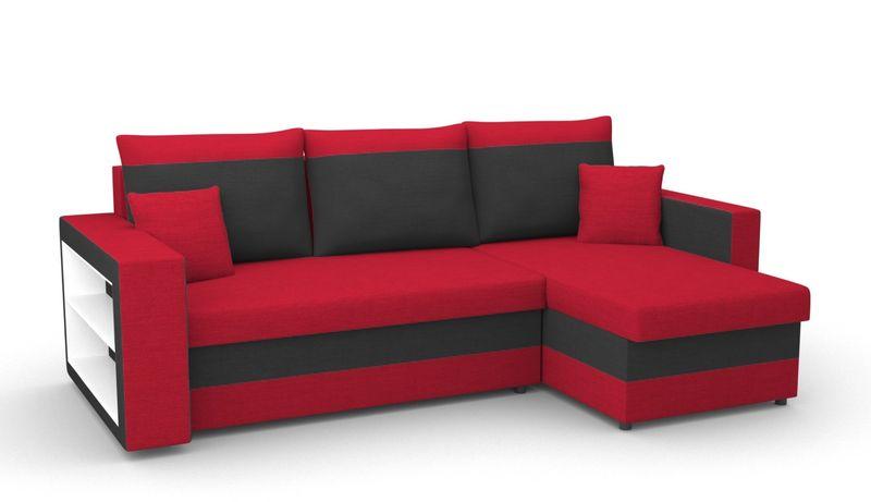 dac24ffb Narożnik Stelvio funkcja SPANIA łóżko ROGÓWKA sofa