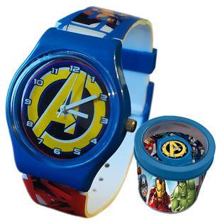 Zegarek dziecięcy Avengers Licencja Marvel (MV15782)