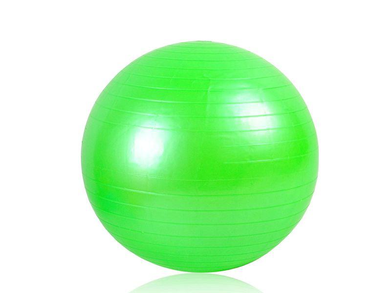 Piłka Gimnastyczna Rehabilitacyjna Fitness 75cm 419 zdjęcie 1