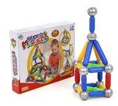 Ultimar: Klocki magnetyczne dla najmłodszych: 36 elementów