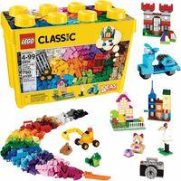 LEGO Classic Kreatywne klocki duże pudełko 10698