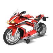 Flota Miejska - Motocykl Sportowy czerwony
