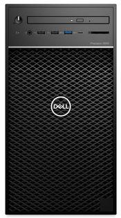 Komputer Dell Precision T3640 (8Gb/ssd256Gb/dvd-Rw/w10P)