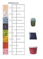 Kamień dekoracyjny kolor hiacynt 1kg