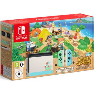 Konsola Nintendo Switch Animal Crossing New Horizons