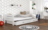Łóżko BARTEK COLOR 200x90 szuflada + materac zdjęcie 2