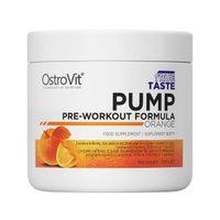 OstroVit Pump Pre-Workout New Formula 300g Smak - pomarańcza