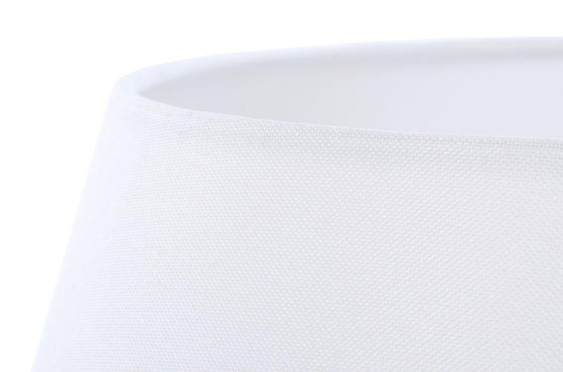 Lampa stołowa z abażurem Anabel 18x18x51cm zdjęcie 9