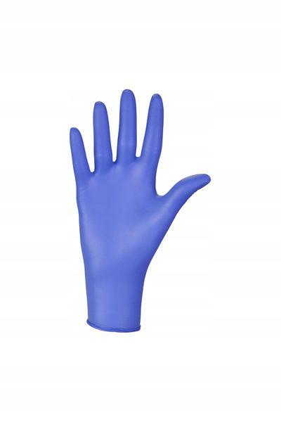 Rękawice nitrylowe nitrylex®  basic XS karton 10 x 100 szt na Arena.pl