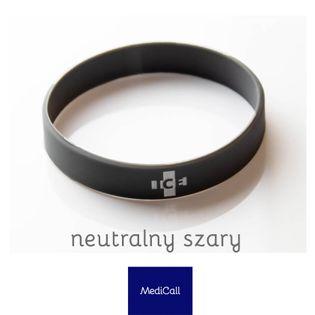 Opaska ICE MediCall dla dorosłych Dorosły Neutralny szary