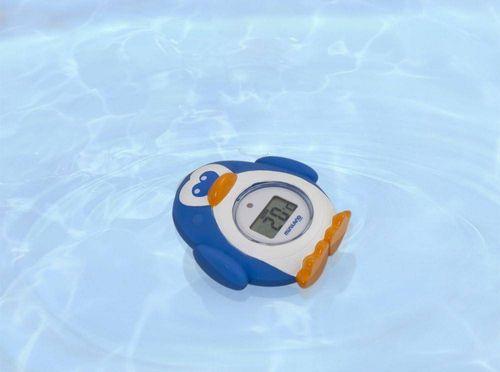 Zestaw 3 termometrów Miniland - termometr flexi, do kąpieli, smoczek na Arena.pl