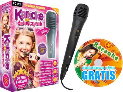 Karaoke dla Dziewczynek + MIKROFON + GRATIS