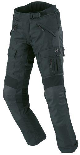 74ce8ea0a4de48 Spodnie motocyklowe BUSE Bormio czarne 58 • Arena.pl