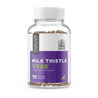 OstroVit Milk Thistle VEGE 90 vege kaps.
