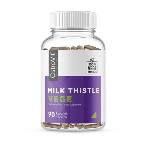 OstroVit Milk Thistle VEGE 90 vege kaps. na Arena.pl