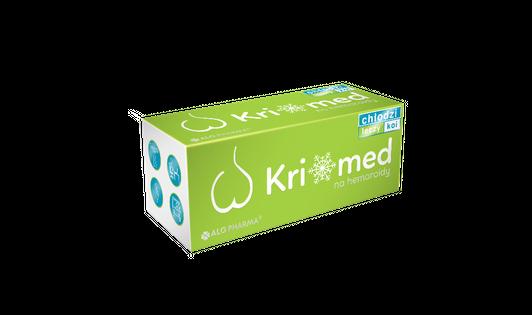 Na hemoroidy Kriomed ALG Pharma