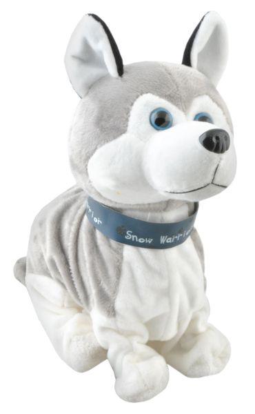 Piesek Interaktywny Pies Husky Reaguje na Dotyk 4477 zdjęcie 3