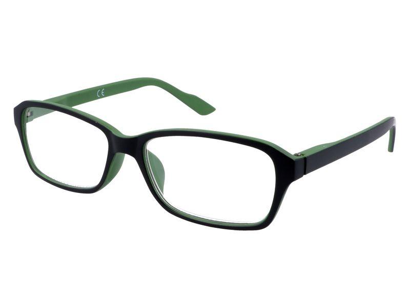 Prostokątne okulary korekcyjne plusy +1.00 zdjęcie 2