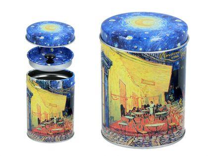 Puszka - V. van Gogh, Taras kawiarni nocą (CARMANI)