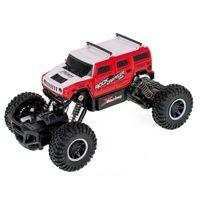 Samochód RC Rock Crawler Hummer 1:20 4WD czerwony
