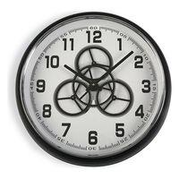 Zegar Ścienny Drewno Metal Drewno MDF/Szkło (8,5 x 50 x 50 cm)